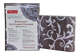 Комплект постельного белья из Турецкой бязи полуторный