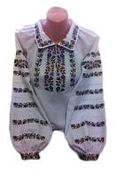 """Жіноча вишита блузка """"Лізабет"""" (Женская вышитая блузка """"Лизабет"""") BT-0022"""