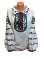 "Жіноча вишита блузка ""Лорін"" (Женская вышитая блузка ""Лорин"") BT-0031"