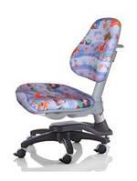 Детское ортопедическое растущее кресло КУ-318 Happy Girl