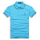 Мужская футболка в стиле фред перри чоловіча поло, фото 6