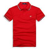 Мужская футболка в стиле фред перри чоловіча поло, фото 7