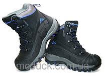 Дитяча і підліткова зимове взуття для хлопчиків