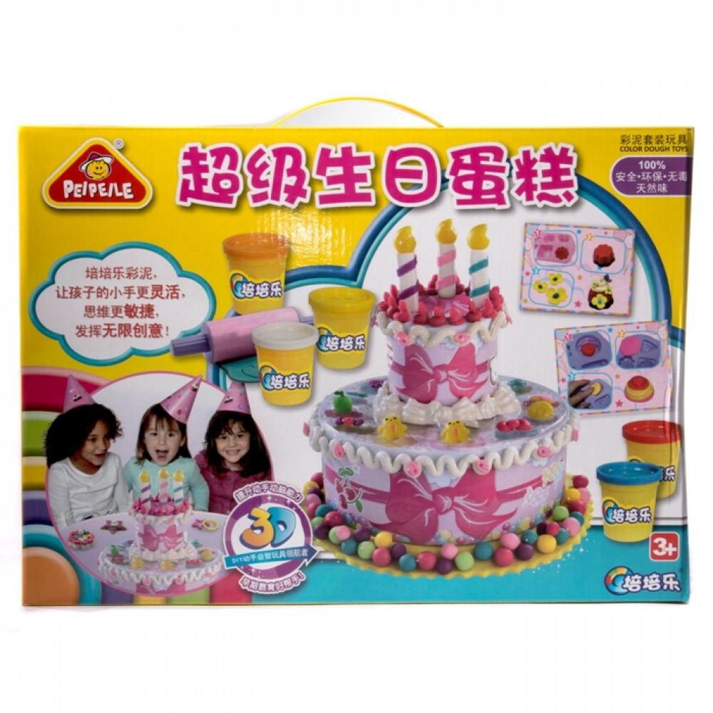 Тесто для лепки торта 3790