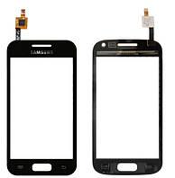 Сенсор Samsung i8160 Galaxy Ace II чёрный