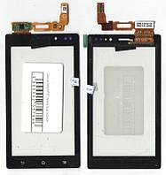 Сенсор Sony MT27i Xperia Sola, черный