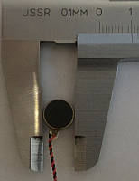 Вибро Lenovo A390 диаметр 10мм толщина 2,8мм