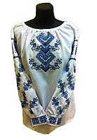"""Жіноча вишита блузка """"Моргана"""" (Женская вышитая блузка """"Моргана"""") BT-0057"""