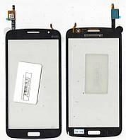 Сенсор Samsung G7102 Galaxy Grand 2 Duos Black чёрный Original