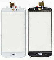 Сенсор Acer Liquid Jade Z White