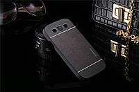 Накладка Motomo на Samsung Galaxy S3 Neo Duos GT-I9300i Black