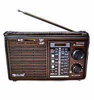 Радио COLON RX-307UR, портативный радиоприемник для дома и путешествий