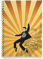 Блокнот Тетрадь Elvis Presley