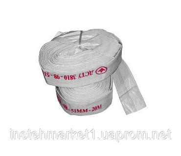 Шланг напорный (пожарный) Forte 50 мм, бухта 20 м. в интернет-магазине Инстехмаркет