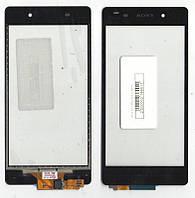 Сенсор Sony D6502 Xperia Z2, черный