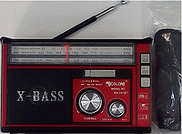 Радиоприемник с Led фонариком COLON RX 382, портативное радио