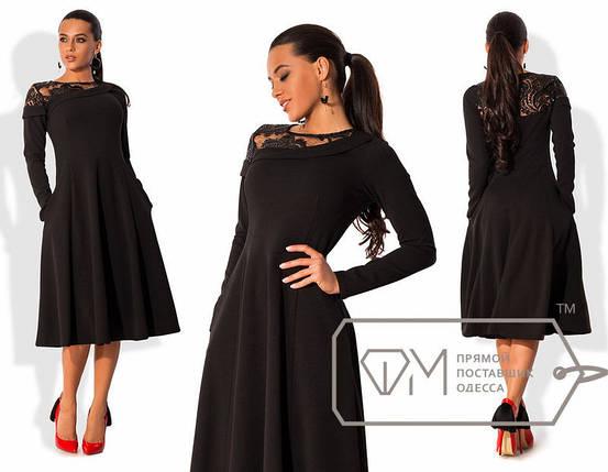 Нарядное платье миди, фото 2
