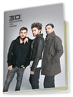 Обложка для паспорта  30 Seconds to Mars, №3