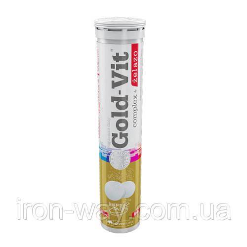 Olimp Labs Gold - Vit complex + zelazo 20 tab