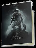 Обложка для паспорта  The Elder Scrolls 5 Skyrim, №3 (Игра)