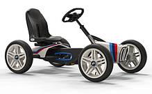 Велокарт на педалях Berg BMW Street Racer BFR 24216400, фото 2