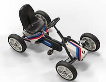 Велокарт на педалях Berg BMW Street Racer BFR 24216400, фото 3