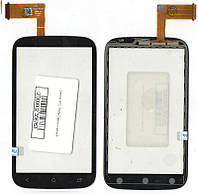 Сенсор HTC T328e Desire x чёрный