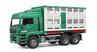 Машинка для перевезення звірів MAN Bruder 02749