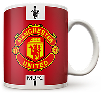 Чашка Кружка Manchester United 1, Premier League