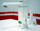 Цифровой водонагреватель (смеситель) проточный - Instant Electric Water Heater Faucet, фото 3