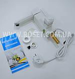 Цифровой водонагреватель (смеситель) проточный - Instant Electric Water Heater Faucet, фото 6