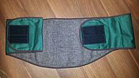 Пояс-корсет «Doctor Магнит» из собачей шерсти с магнитными вставками и ребрами жесткости