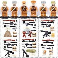 Набор  СССР (USSR)   (аналог Лего/Lego)