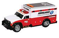 Скорая помощь Спасательная техника свет, звук 30 см Toy State (34563)