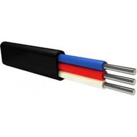 Силовой алюминиевый кабель АВВГ – технические данные и эксплуатационные рекомендации