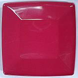 Тарелка порционная, 190*190, пластик., фото 2
