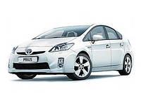 Коврики на Toyota Prius с 2010 г.