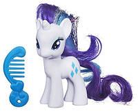 Моя Маленькая Пони Рарити Май Литл пони (My Little Pony Rainbow Power Rarity Figure Doll)