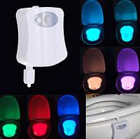Подсветка LED для унитаза внутренняя LIXADA TLight02 с датчиком движения и освещения БЕЛАЯ SKU0000426