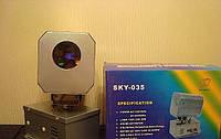 Ламповый диско проектор для концертов,  светомузыка, цветомузыка, освещение для клубов