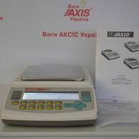 Весы лабораторные ADG3000, до 3 кг, внутренняя калибровка (Аксис).