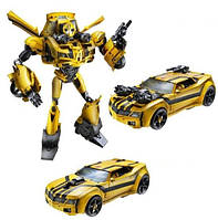 Трансфомеры Прайм - Бамблби (Шершень) Weaponizer