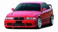 """Передний бампер тюнинг  BMW 3 E36 1990-1999 г.в. в стиле """"Luma Style"""""""