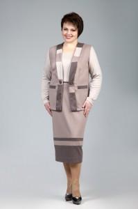 """Платье двойка """"Petro Soroka"""" модель МС 0955-03"""