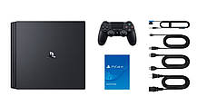 SONY PlayStation 4 (PS4) PRO 1TB + игра: UFC 2, фото 3