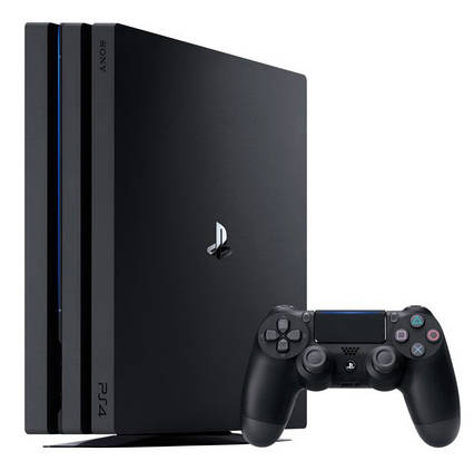 SONY PlayStation 4 (PS4) PRO 1TB + игра: UFC 2, фото 2