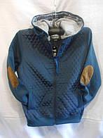 Куртка мужская демисезонная с капишоном