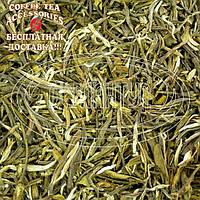 Белый элитный чай Белое золото Лонг Лиф (long leaf) 100 г.!!!