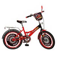 """Детский велосипед profi Тачки 20"""""""