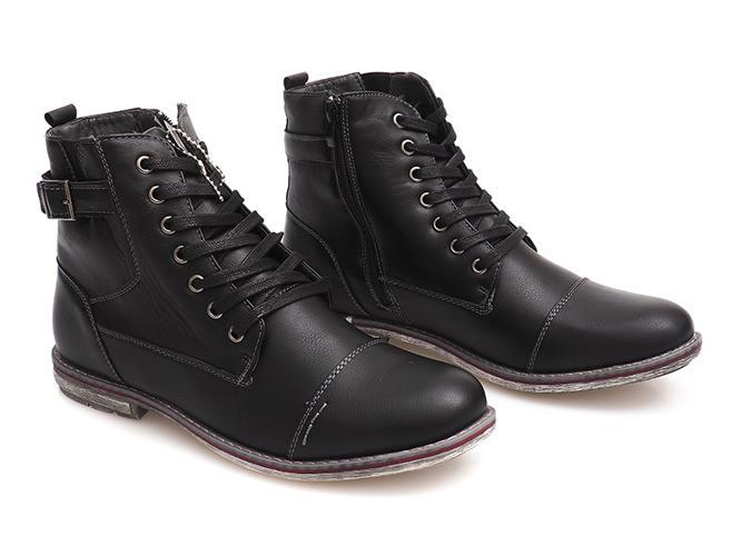 Мужские ботинки  Franciszek CZARNY